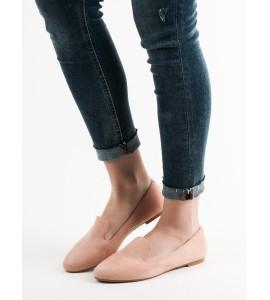 Zomšiniai žemakulniai batai