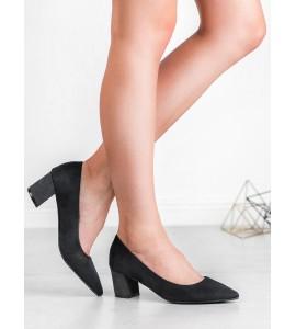 Patogūs zomšiniai batai